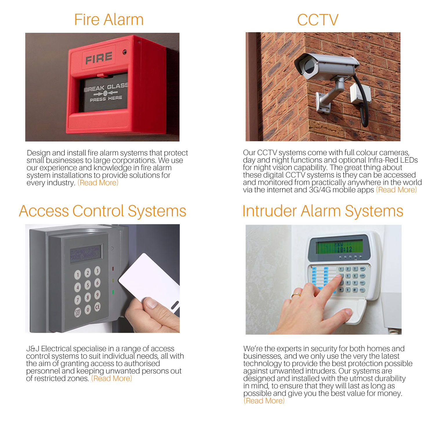 J&J Electrical (Cumbria) Ltd launch new Fire and Security division