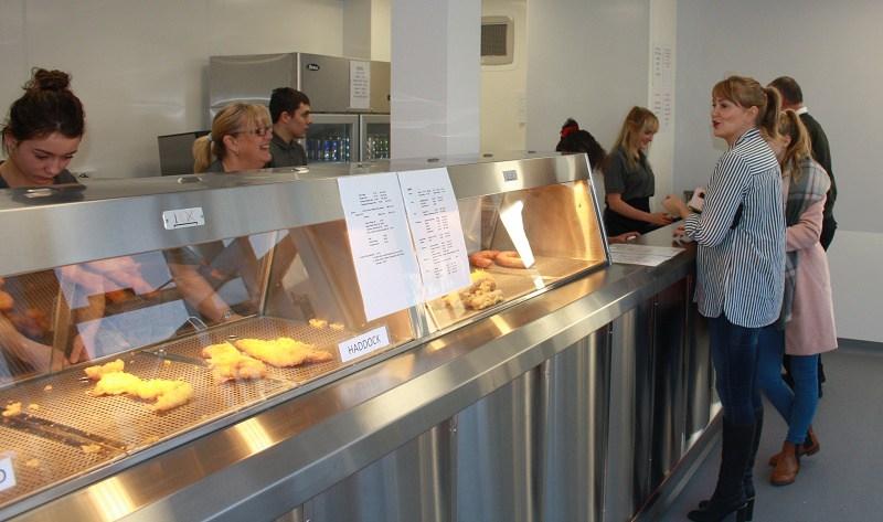 Dalston fryer now open
