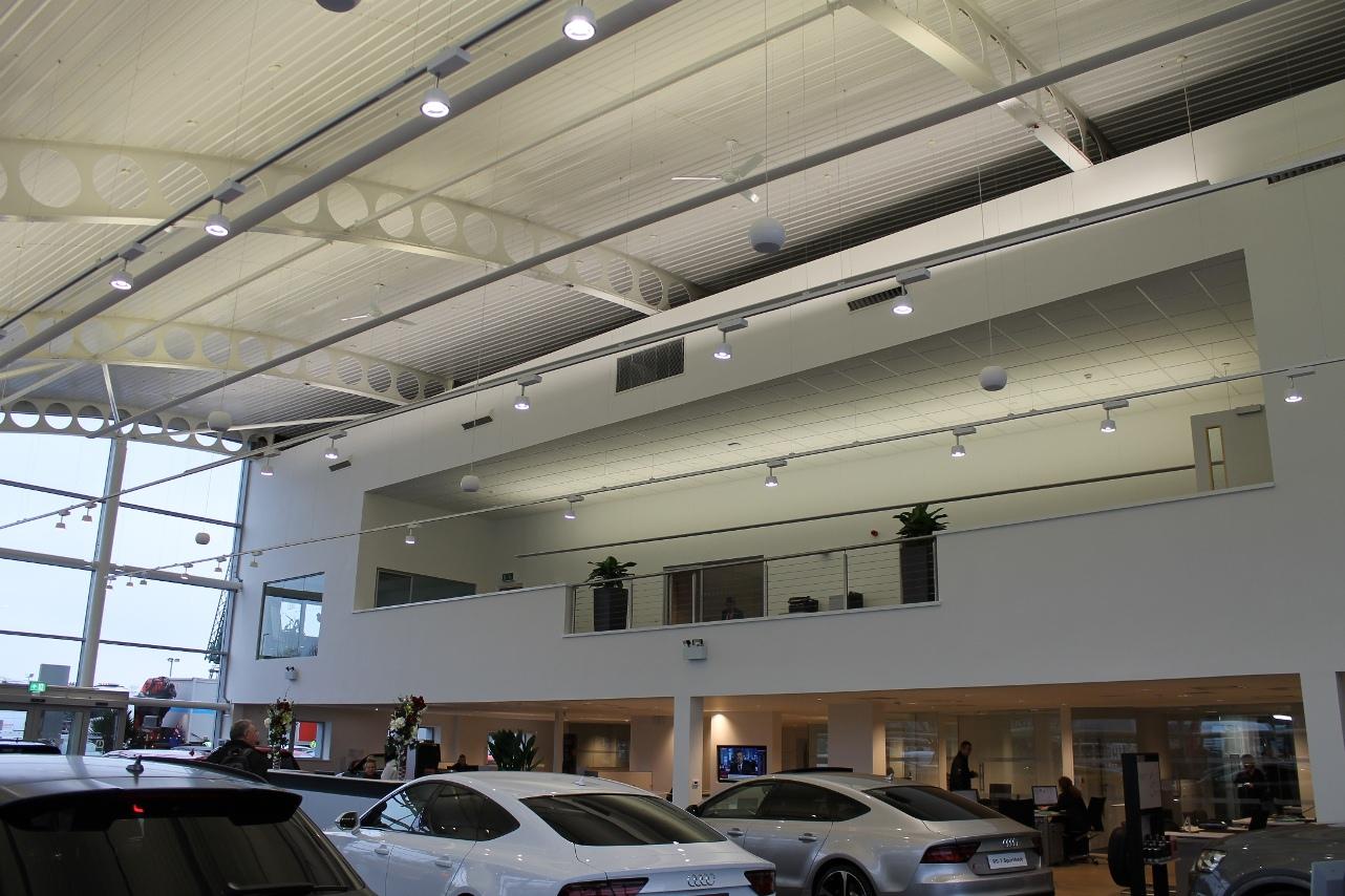 Story Decorating Complete Audi Carlisle 1