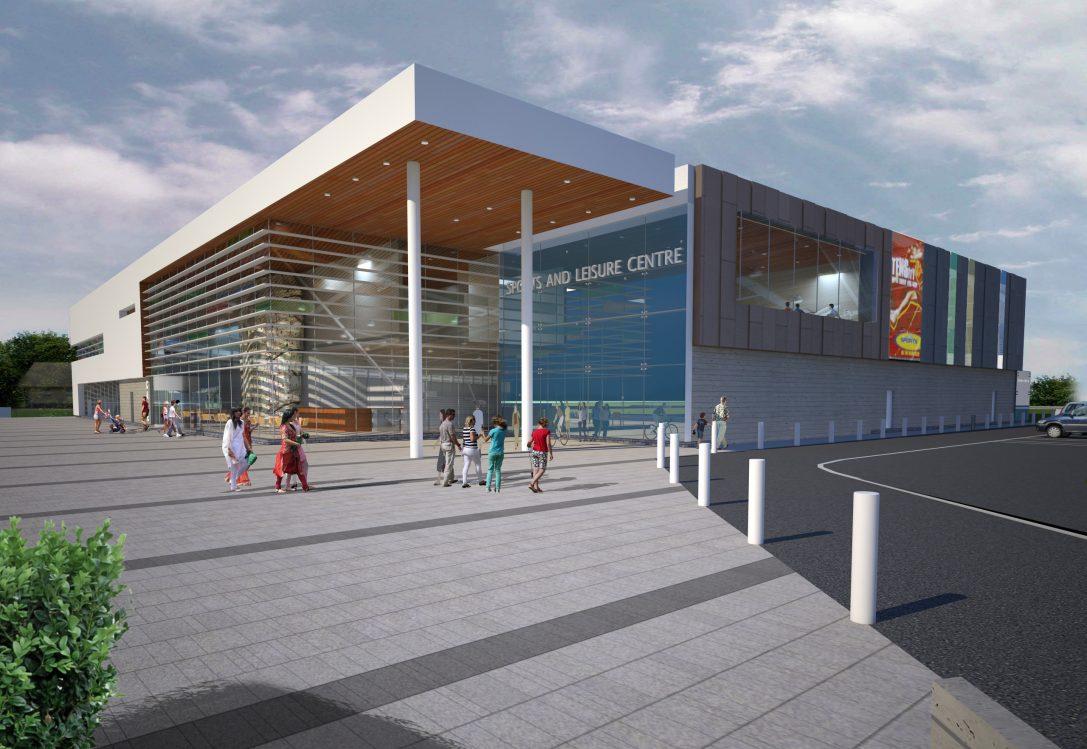 Workington Leisure Centre opens