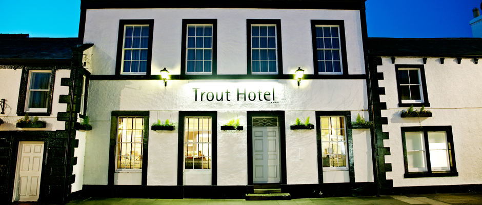 The Trout Hotel, Cockermouth – Ready to open its doors again
